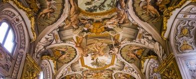 Doria Pamphilj galeria, Rzym, Włochy Zdjęcia Royalty Free