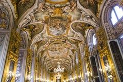 Doria Pamphilj galeria, Rzym, Włochy Zdjęcie Stock