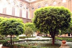 Doria Pamphilj Gallery Palace Rome Italy Stock Photography