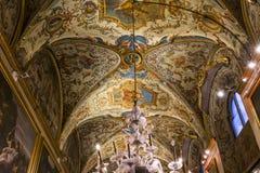 Doria Pamphilj Gallery, Rom, Italien Lizenzfreie Stockfotografie