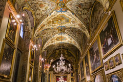 Doria Pamphilj Gallery, Rom, Italien Lizenzfreies Stockfoto