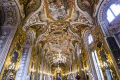 Doria Pamphilj Gallery, Roma, Itália Imagem de Stock Royalty Free