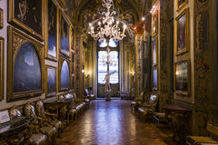 Doria Pamphilj Gallery Rome, Italien Arkivbild