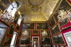 Doria Pamphilj Gallery Rome, Italien Arkivfoto
