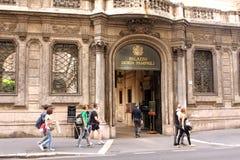 Doria Pamphilj Gallery Rome Italy Royalty Free Stock Image