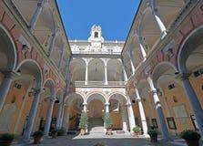 Doria Tursi pałac Zdjęcie Royalty Free