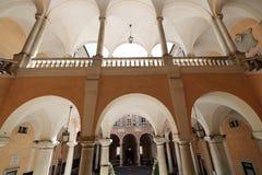 Doria Tursi pałac Obrazy Stock