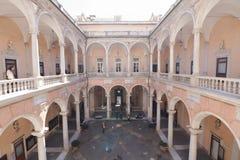 Doria Tursi pałac Fotografia Stock