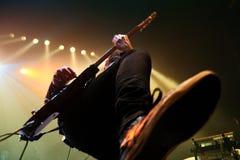 Dorian (band) performs at Razzmatazz Royalty Free Stock Photo