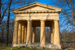 Doric palace Stock Photography
