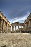 Doric Temple Royalty Free Stock Image
