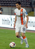 Dorin Rotariu in Dinamo Bucharest-Shaktar Donetk Stock Photo