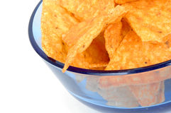 Doritos. Close-up royalty free stock image