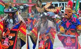 Dorje of Sakya Stock Photo