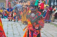 Dorje of Sakya Royalty Free Stock Photos
