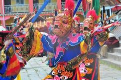 Dorje of Sakya Stock Images