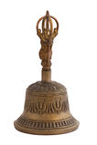 Dorje tibetano Bell Fotografia Stock