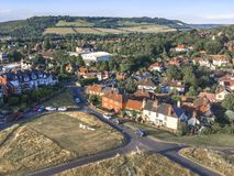 Dorking Surrey UK 2017 royaltyfri foto