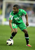 Dorlan Pabon of Betis Royalty Free Stock Image