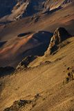 Dormant volcano in Haleakala. Stock Photography