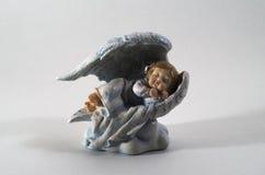 Dorme meu anjo Imagens de Stock Royalty Free