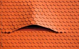 Dormer в крыше стоковое изображение