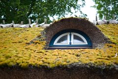 Dormer window Stock Photography