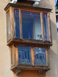 Dormer Window, Venice, Italy Stock Image