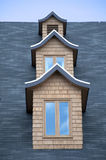 Dormer windows Royalty Free Stock Photo