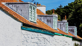 Dormer Windows Royalty Free Stock Images