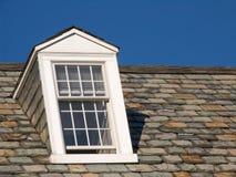 dormerfönster Fotografering för Bildbyråer