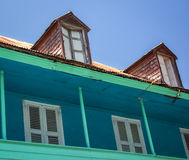 Dormers in the Tropics Stock Images
