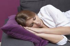 Dormir Photographie stock libre de droits