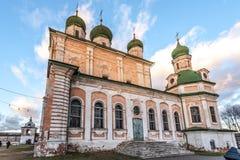 Dormition的大教堂 库存照片