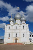 Dormition的大教堂 库存图片