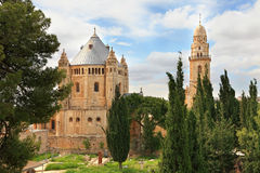 Dormition Abbey Stock Images