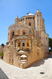 Dormition Abbey church. Jerusalem. Israel Royalty Free Stock Photography