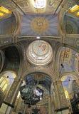 Dormition av modern av guddomkyrkan, Varna - Bulgarien Royaltyfri Bild