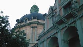 Dormition bractwo lub Lviv Stauropegion bractwo byliśmy oraganizacja religijna kojarzącym z Dormition kościół zbiory wideo