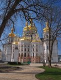 Dormition Cathedral Stock Photography
