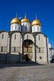 Dormition Cathedral Royalty Free Stock Images
