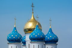 Dormition Cathedral Royalty Free Stock Photo