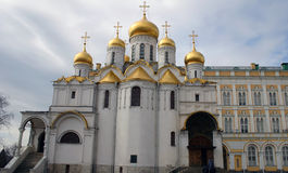 Dormition Cathedral, Moscow 2 Royalty Free Stock Photos