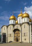 Dormition Cathedral, Moscow Royalty Free Stock Photography