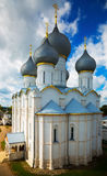 Dormition cathedral rostov Royalty Free Stock Photo