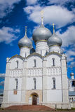Dormition Cathedral Royalty Free Stock Photography