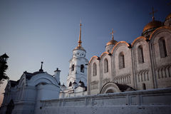 Dormition Cathedral in Vladimir Royalty Free Stock Photos