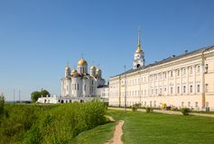 Dormition Cathedral, Vladimir Royalty Free Stock Image