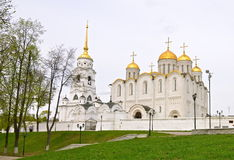 Dormition Cathedral in Vladimir, Russia Stock Photography