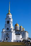 Dormition Cathedral in Vladimir, Russia. Royalty Free Stock Photography